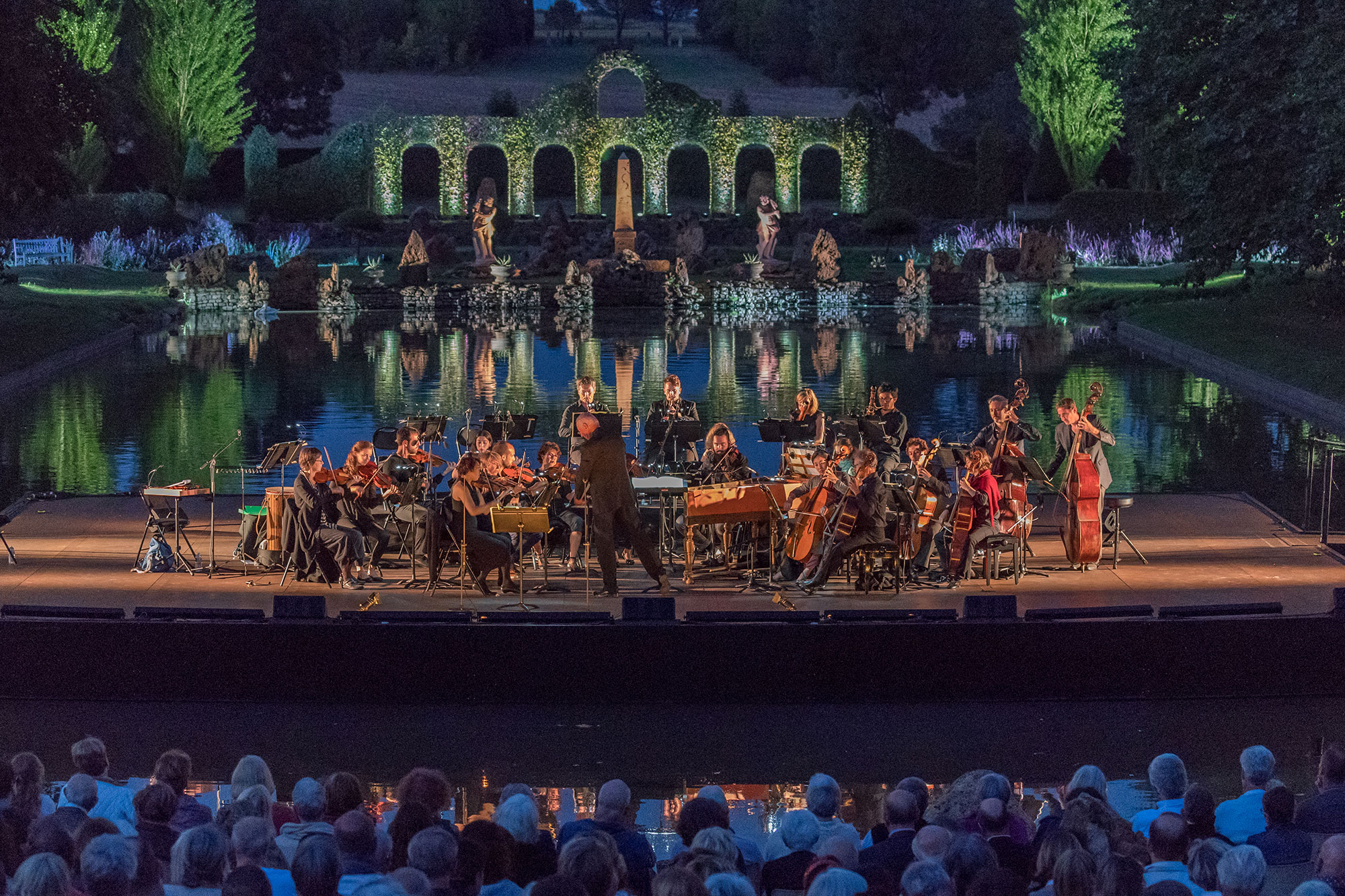 Festival Dans Les Jardins de William Christie 2018