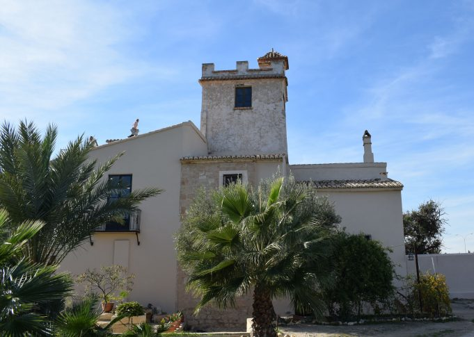 Heritage intelligent management for Torre Juana