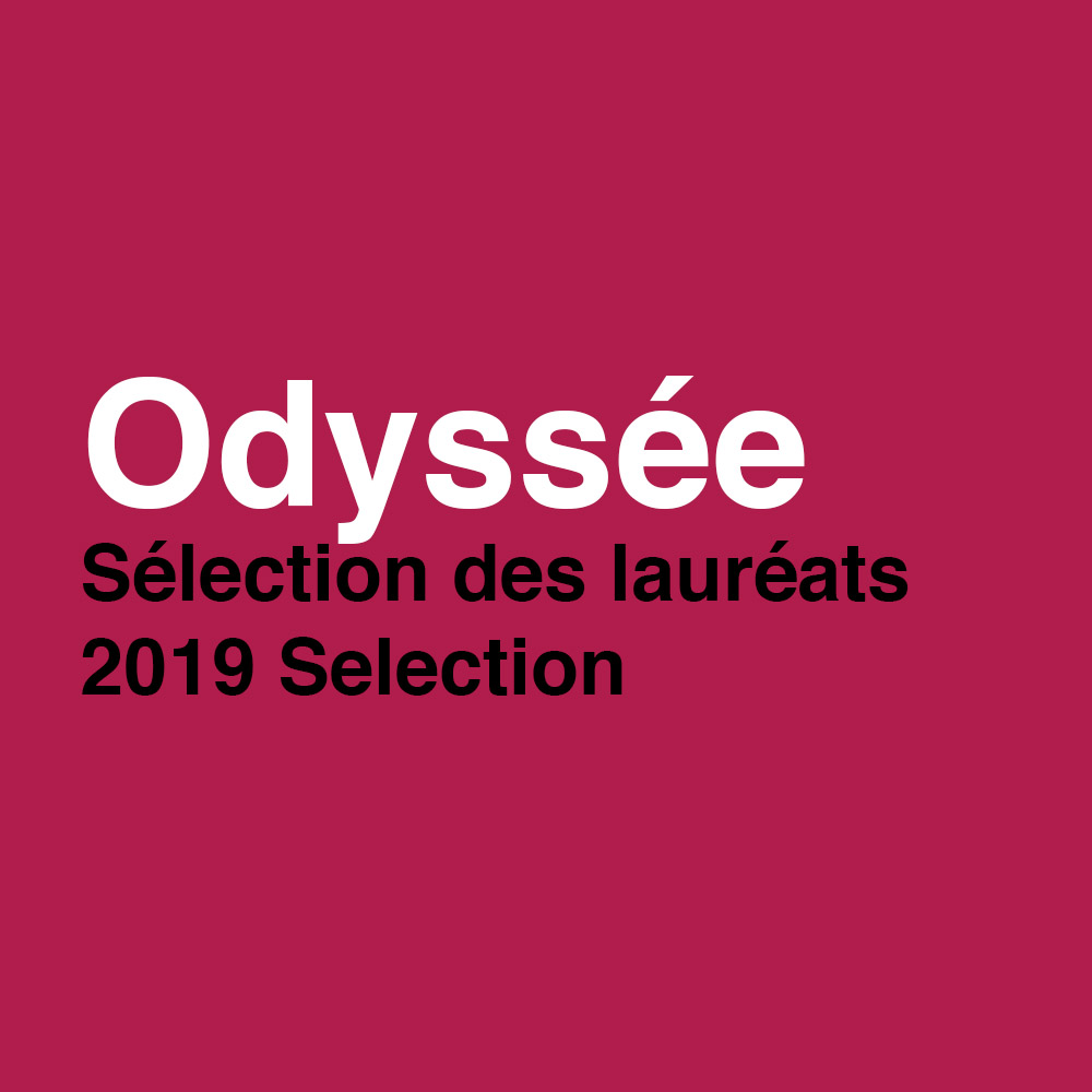 Odyssée 2019 - The selection will be published in February