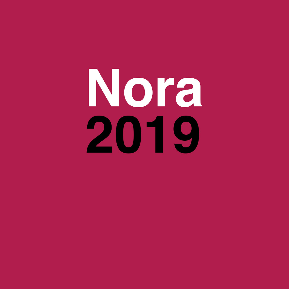 Nora 2019 - Artist-in-residence call for project